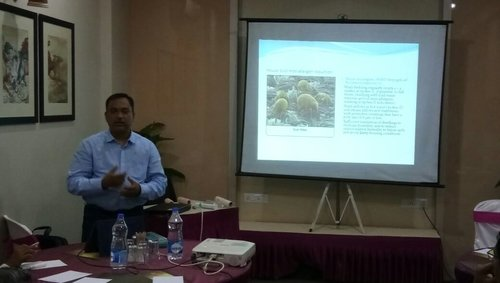 Seminar on allergy, asthma for IAP Sindhudurg|Sai Eye Allergy Asthma Hospital| Pune -Satara Rd,Pune